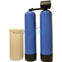 Tandem Water Softener Systems